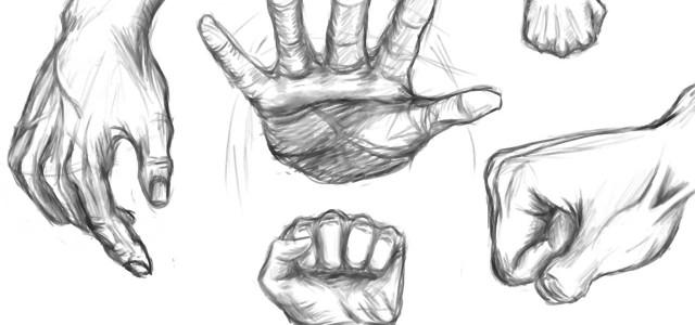 # 9 Mięśnie ręki