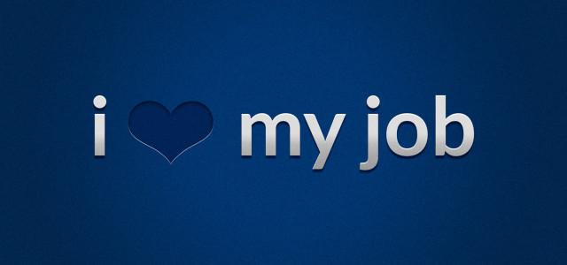 Kochaj to co robisz!
